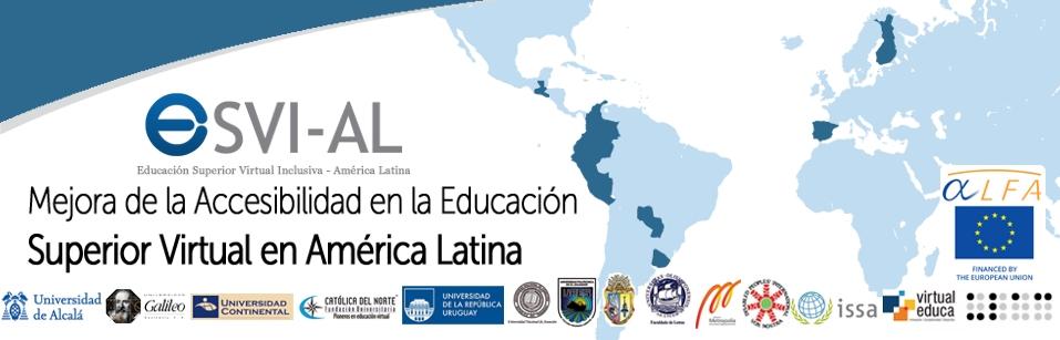 Banner informativo de ESVIAL