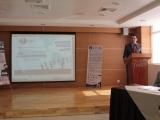 Rocael Hernández, Coordinador Técnico ESVI-AL, inaugurando el evento E-Learning Integral