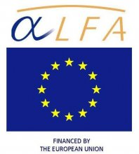 Logo programa ALFA III