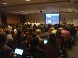Sesión plenaria de presentación del evento ALFA III