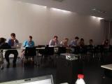 Participantes en sesión especial DSAI 2012
