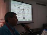 José Ramón Hilera, presenta la ponencia en sesión especial DSAI 2012