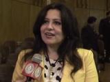 Dra. Carmen Varela, de la Universidad Nacional de Asunción