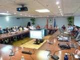 Presentación realizada en Ministerio de Hacienda y Función Pública de España