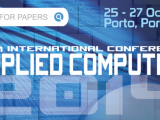 Logo conferencia Applied Computing