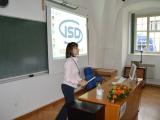 Presentación por Concha Batanero del trabajo que se realiza en ESVI-AL