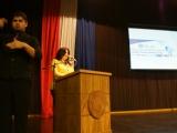 Dra. Carmen Varela Directora del Centro De Estudios Virtuales de la UNIVERSIDAD NACIONAL DE ASUNCIÓN