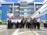 Grupo de socios ESVI-AL en sede Universidad Continental