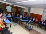 Sesiones de trabajo en plenaria ESVI-AL