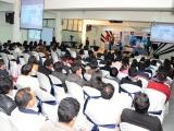 Auditorio participantes de congreso ATICA 2013
