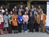 Foto participantes en sede de Universidad Continental