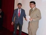 Segundo premio - Fernando Ortega y prof. Luis Bengochea (1)