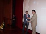 Segundo premio - Fernando Ortega y prof. Luis Bengochea (2)
