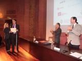 Entrega de premio a Francisco Javier Estrada Martínez