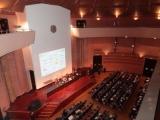 Vista panorámica de Acto Académico de Graduación