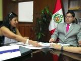 Reunión de trabajo ESVI-AL, Perú