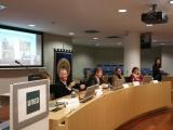 Mesa de expositores II Workshop Tecnología y Accesibilidad