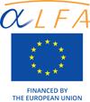 Logotipo Alfa