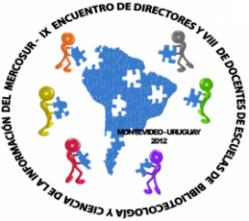 Logo del encuentro de directores y profesores del Mercosur