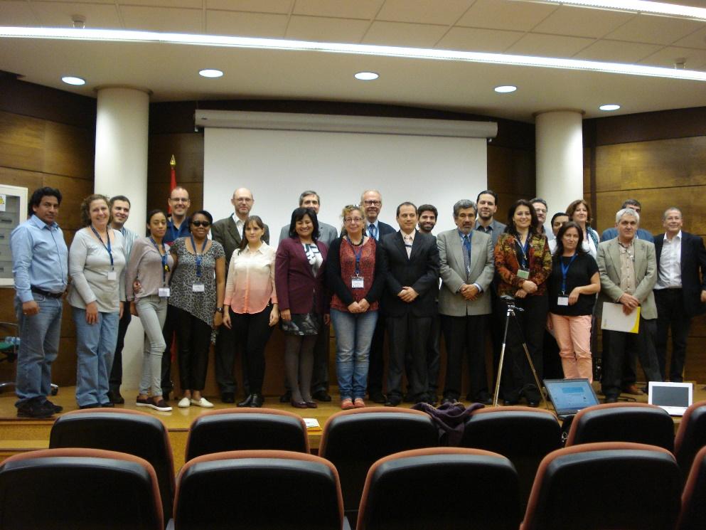 Reunion socios ESVI-AL Alcalá Henares 2014