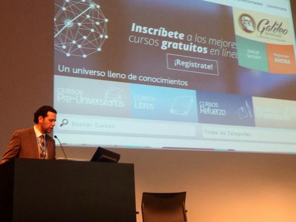 Presentación en congreso I-KNOW 2014, Austria