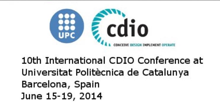 Banner congreso CDIO 2014