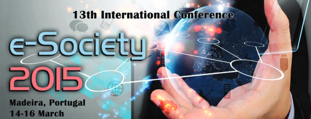 Banner conferencia E-Society 2015