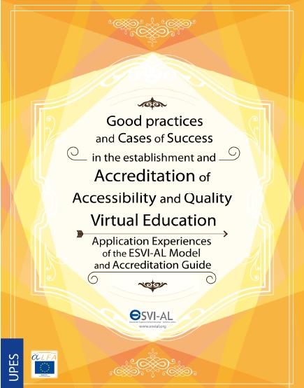 Portada de libro Buenas Prácticas ESVI-AL