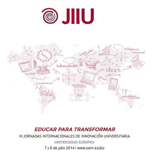 Banner de la onceava edición de jornadas JIIU