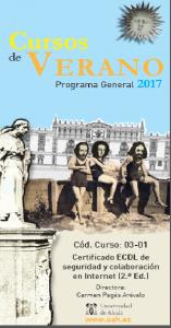 Presentación curso ECDL UAH