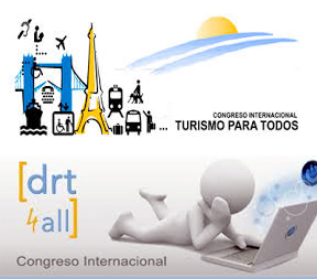 Logo del congreso drt4all