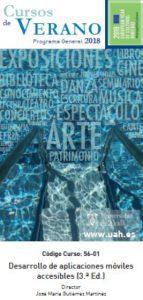 Afiche Curso Móviles Accesibles